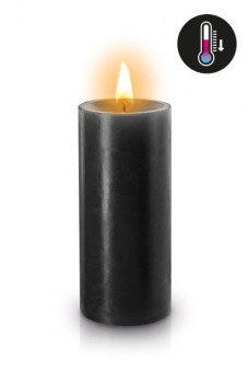 БДСМ cвеча низкотемпературная Fetish Tentation SM Low Temperature Candle Black